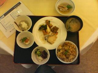 ツアー最終昼飯