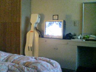 部屋で相撲
