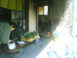 雛鶴の饅頭