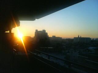 大晦日日の出